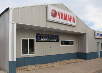 Yamaha Dealer in Evansville, MN