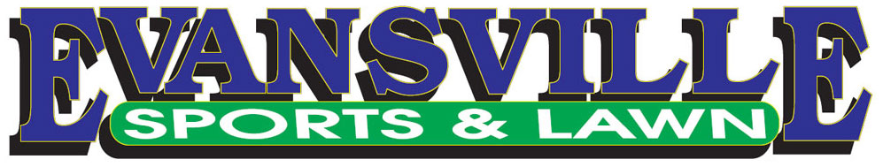 evansville sports and lawn logo
